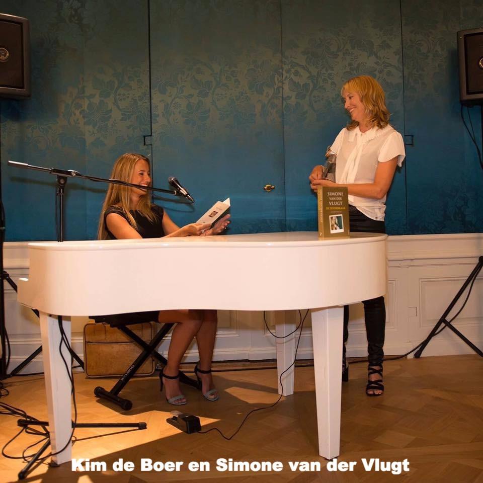 Kim de Boer en Simone van der Vlugt