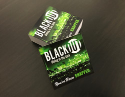 Social Media Card for Blackout