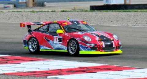 Sports Car Wrap