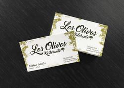 Los Olivos Branding