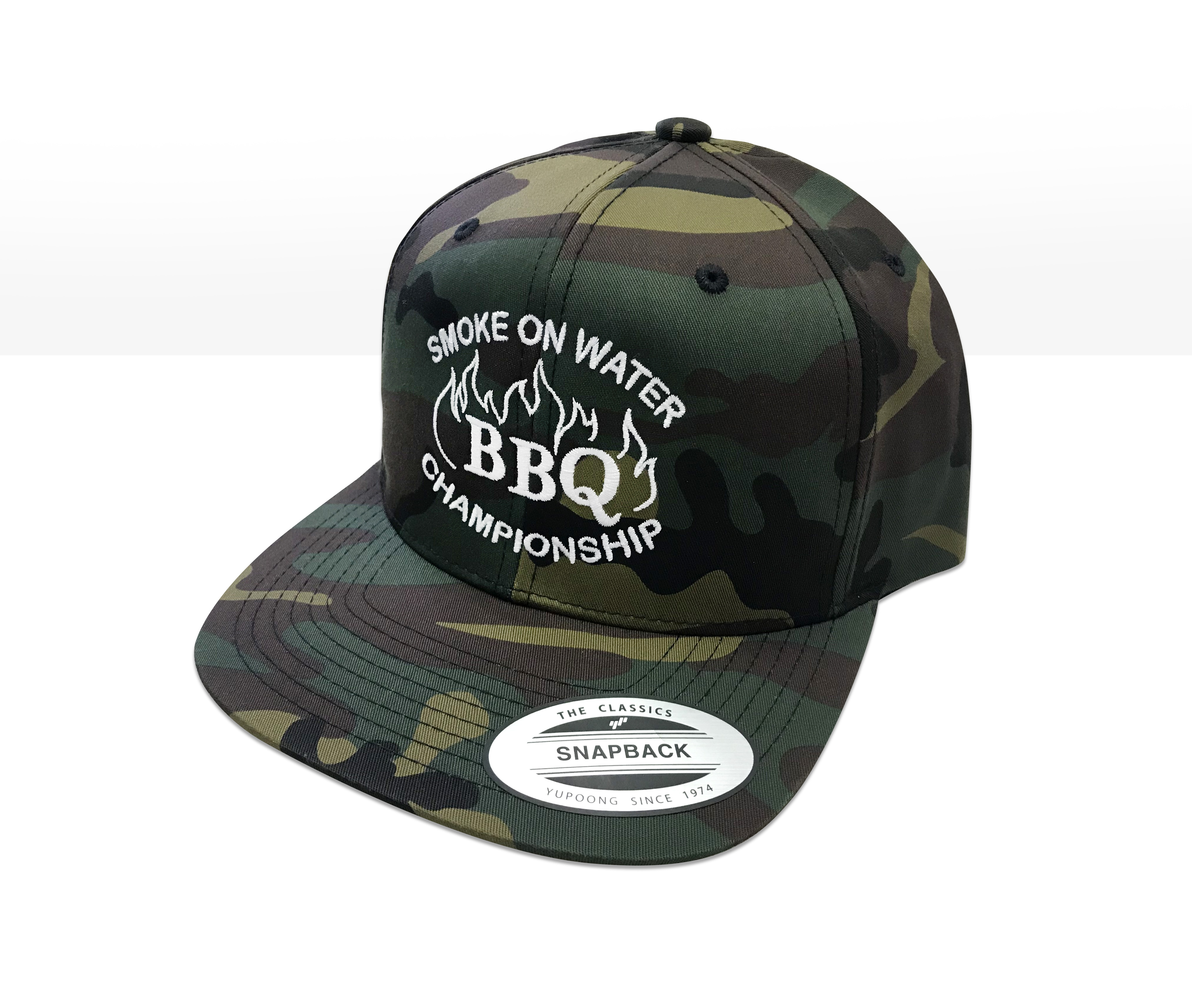 Smoke on Water Snapback