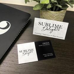 Custom Branded Business Cards