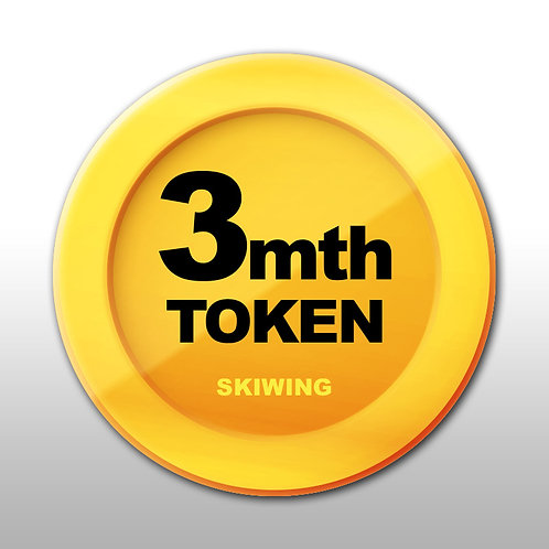 3Monthly Token(USD28.5)95%Off