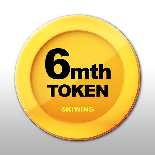 6Monthly Token (USD54) 90%Off
