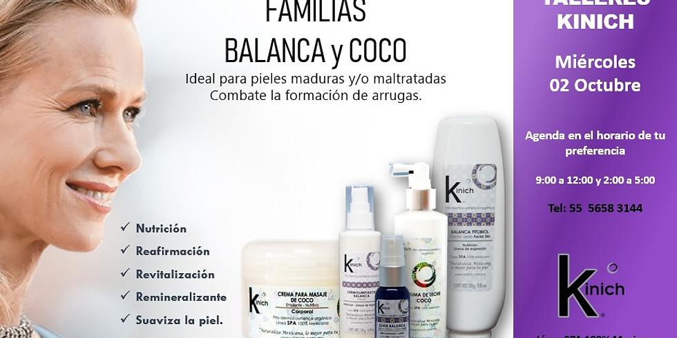 TALLER BALANCA Y COCO