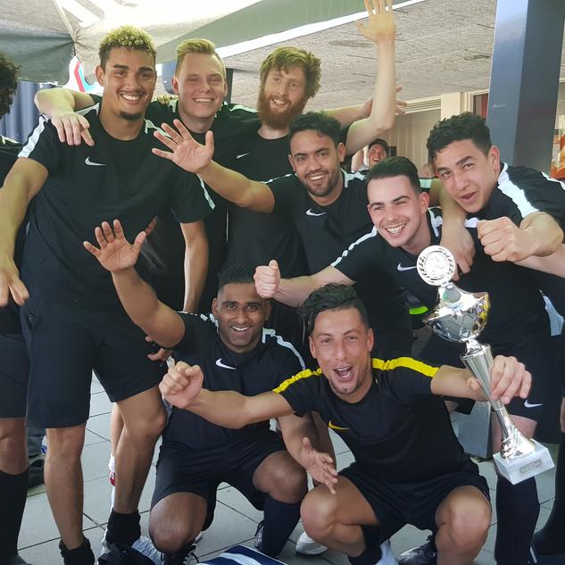 Veldvoetbal 2018