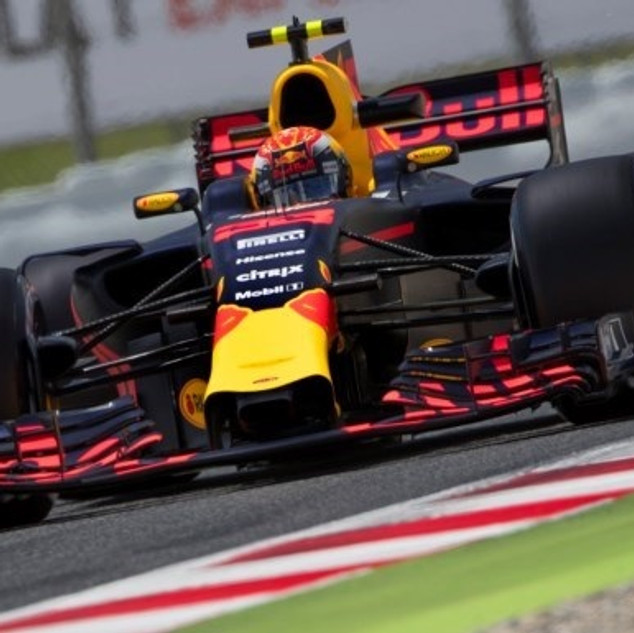 Formula One (Spa) - Virtual track