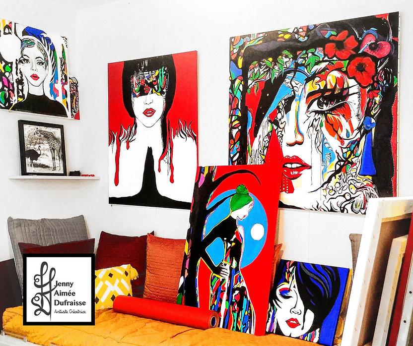 Atelier peinture Toulouse