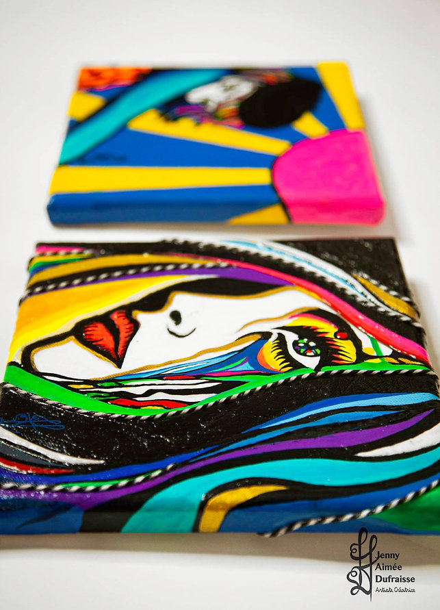 Peintre Toulouse. Jenny Aimée Dufraisse
