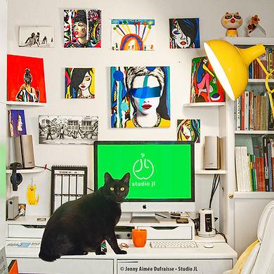 Studio JL, designer graphiste Toulouse