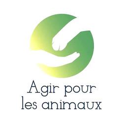 Logo Agir pour les Animaux
