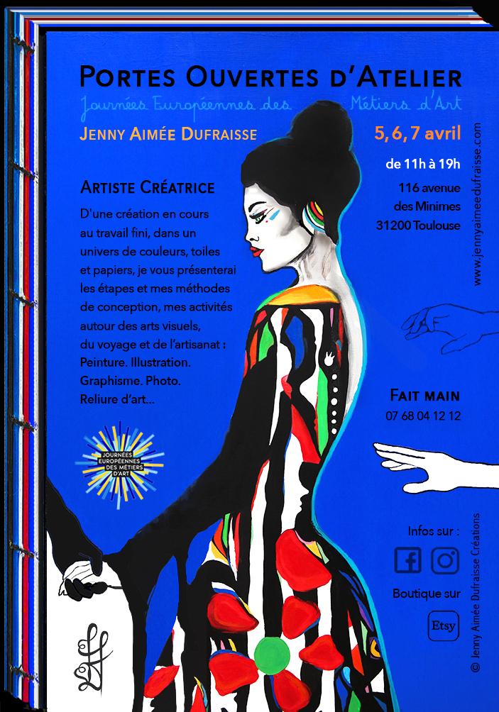 Flyer / Affiche JEMA