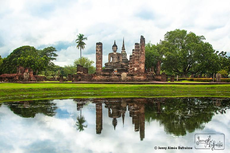 Parc historique de Sukhothai, Thailande