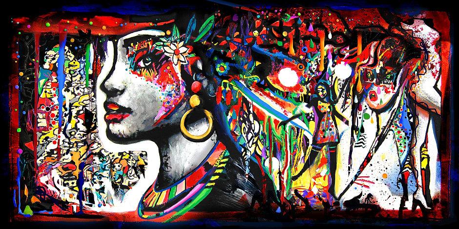 Artiste Toulouse. Jenny Aimée Dufraisse