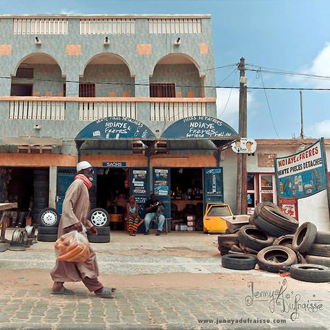 Joal Fadiouth, Sénégal