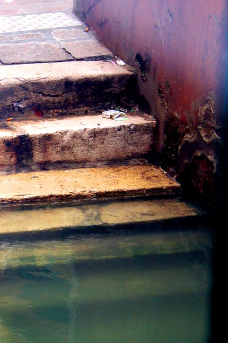 Acqua alta, Venise