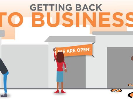Smart Restart Tips for Business