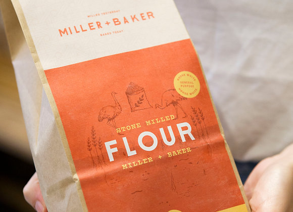 Stonemilled Wholewheat Flour