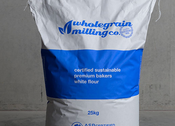 Sustainable Baker's Flour