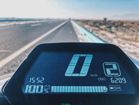 老司機講車VO.17 - 馮馳電掣之後會有騎丨騎行記錄終結篇——霍爾果斯之旅
