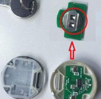小老師教學VO.5 - SOCO電動車遙控器電池更換教學