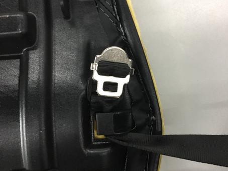 小老師教學VO.4 - SOCO TS坐墊底下的秘密--頭盔鎖