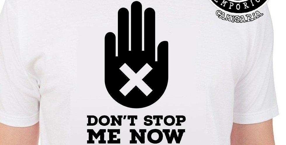 Camiseta Don't Stop