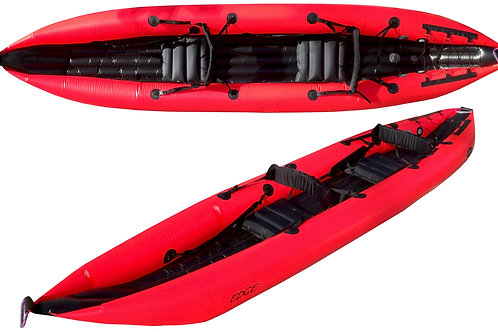 EDGE II Inflatable Kayak