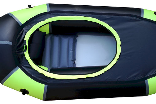 X1 Packraft w/Cockpit and Spraydeck/Sprayskirt 2019 Model