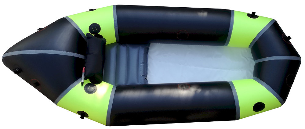 Aqua Xtreme packrafts X1