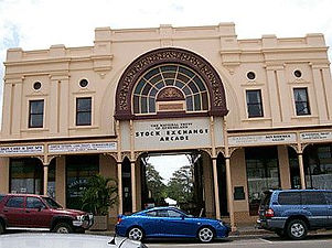 Charters Towers Stock Exchange