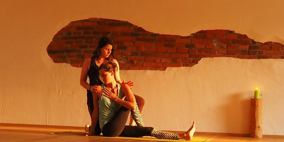 Yoga Beginner Workshop mit Sandra Bezold