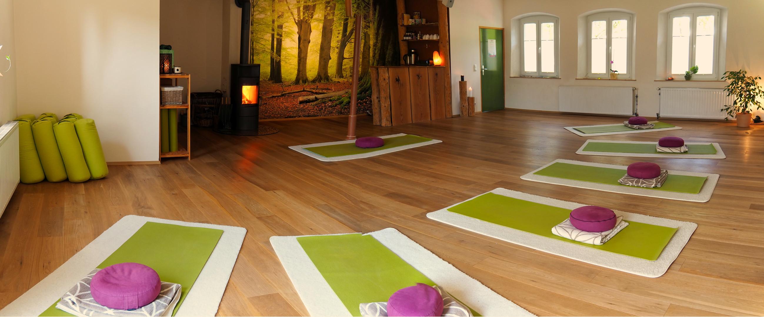Yogastudio Hollfeld Fränkische Schweiz