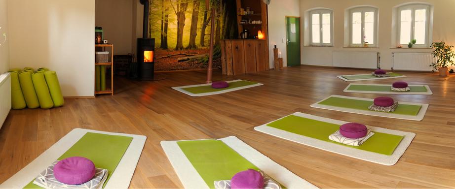 Yogaraum Hollfeld Fränkische Schweiz
