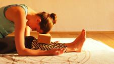 Entspannung durch Yoga finden