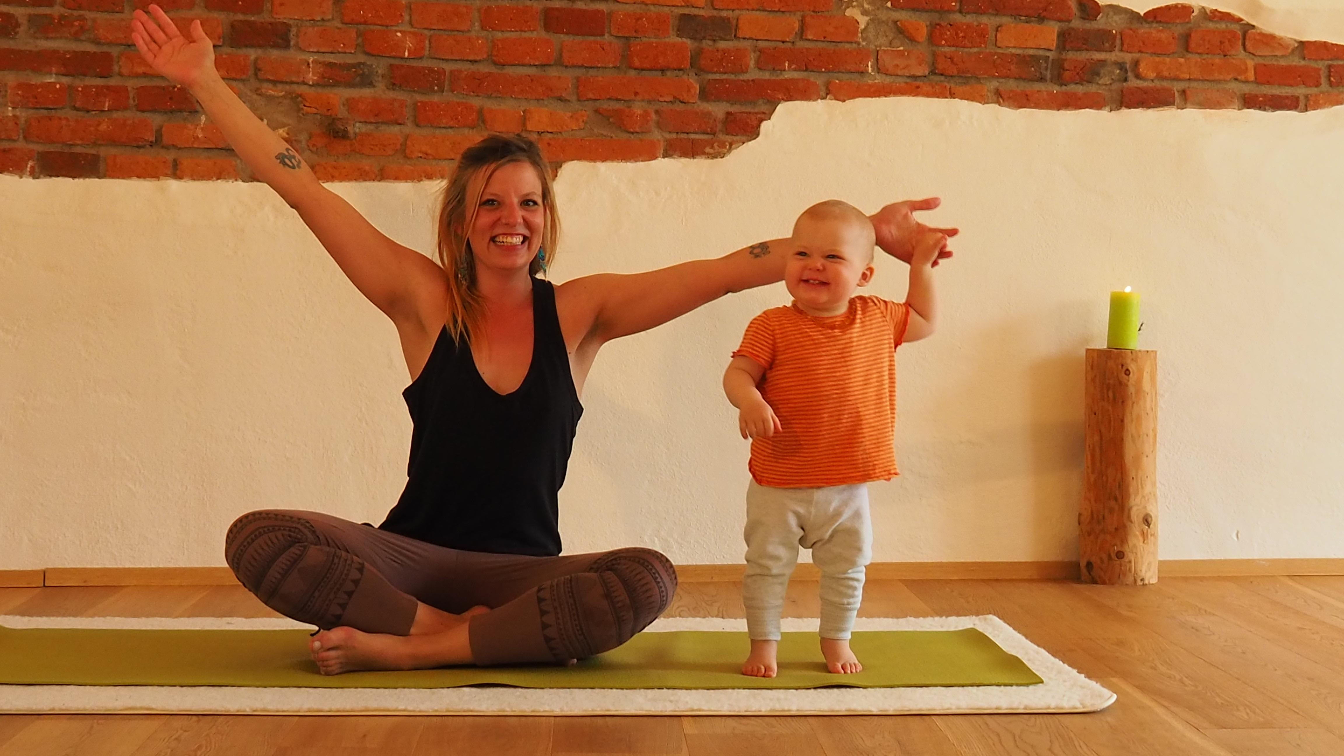 Ab 23. September: Mama & Baby Yoga