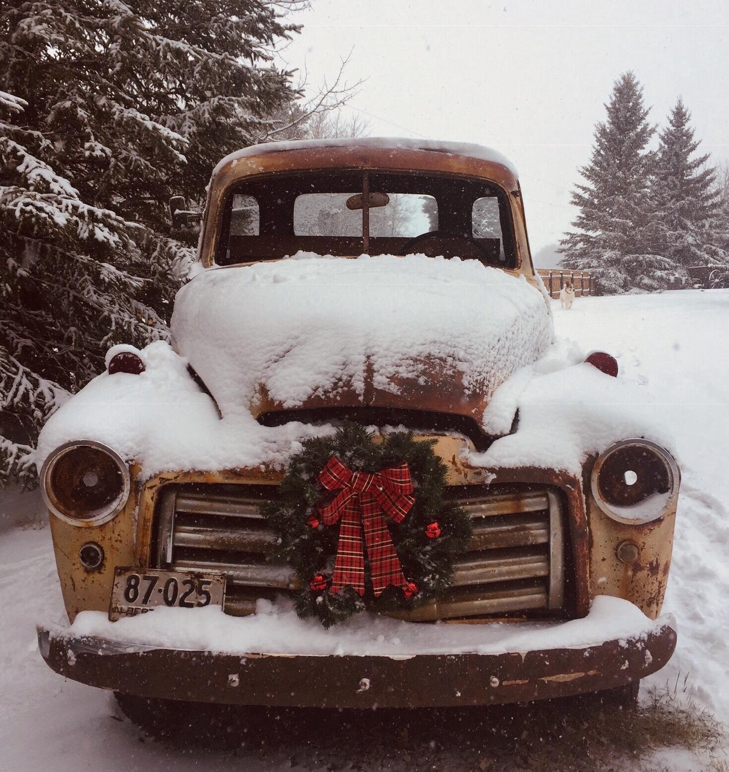 Winter Truck