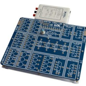 NI myDAQ Digital Logic Trainer Kit \ Основы Цифровой Логики