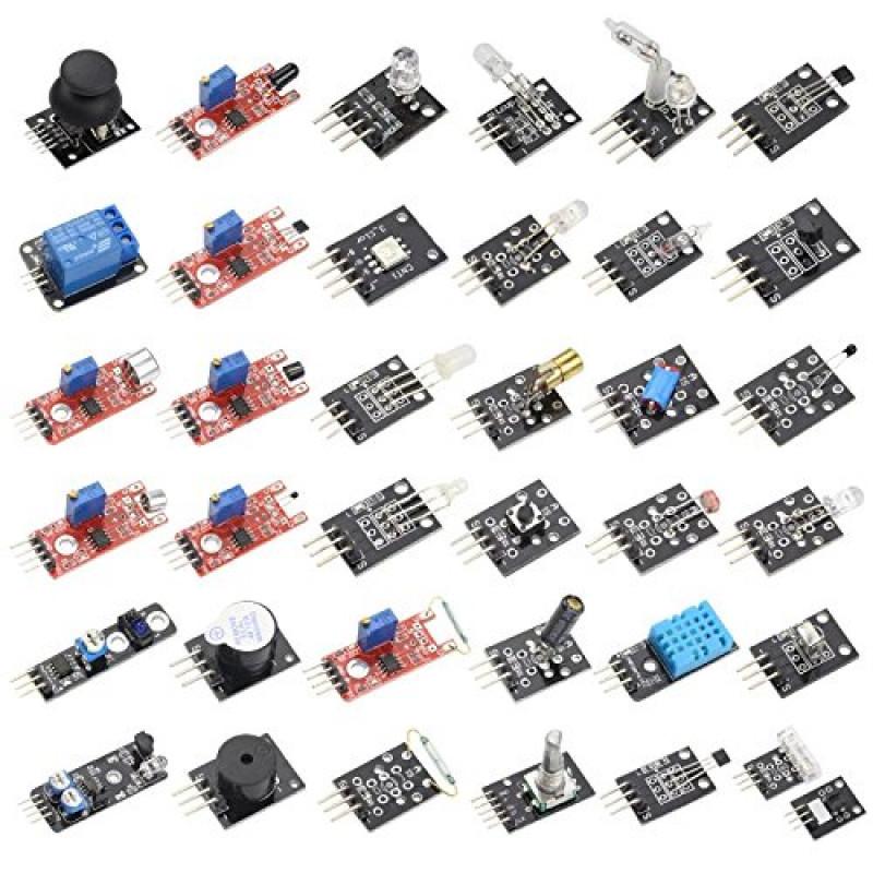 Sensors kit 32+ type of sensors