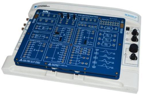 NI ELVIS ADC\DAC Trainer Kit \ Дискретизация и Восстановление Непрерывных Сигнал
