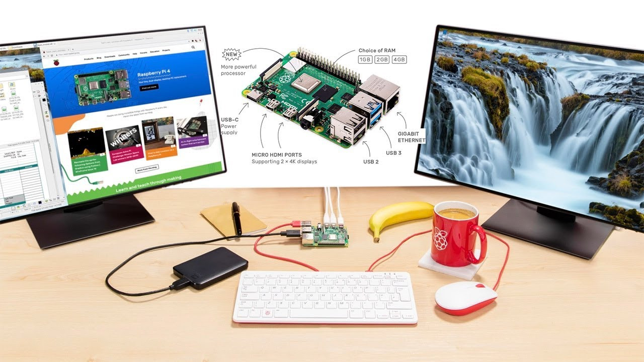 RaspberryPi no need to use the PC