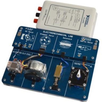 NI myDAQ Electromechanics Trainer Kit \ Электромеханика