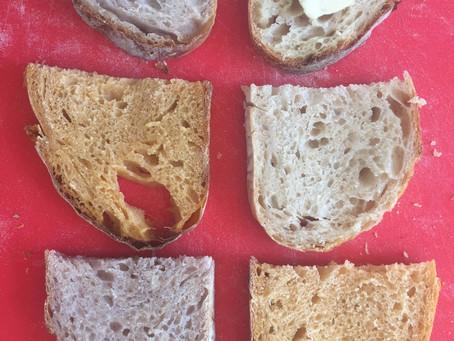Le pain qui a la patate