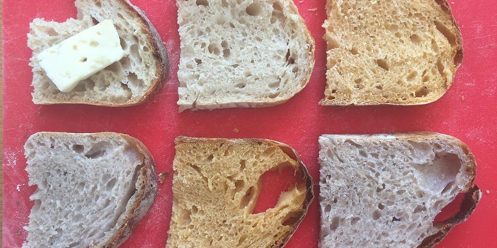 Atelier Pain Patate ! (pain au levain)