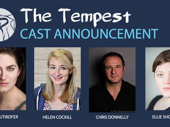 The Tempest : First Look!