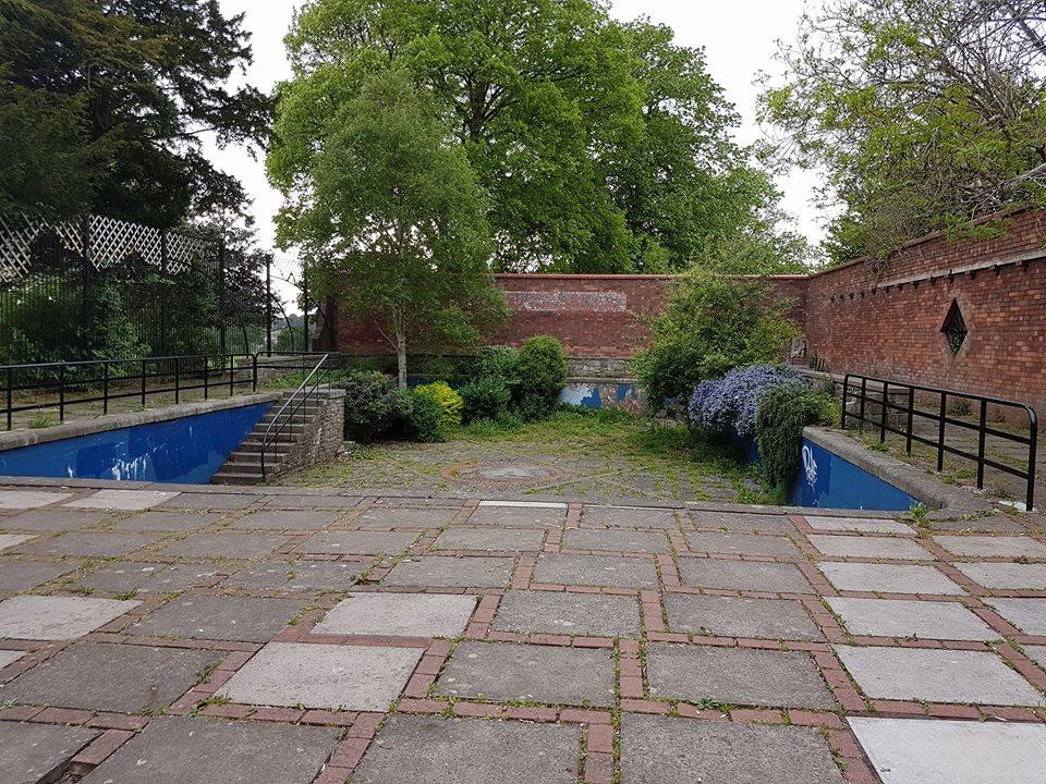 Hannah Drake - Eastville Park Swimming Pool 2018