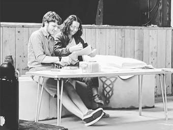 Romeo & Juliet : Rehearsal Room Blog Week 1