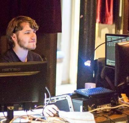 JAMES LISK Stage Manager