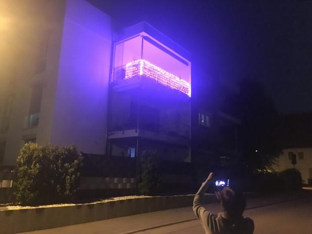Beleuchtung Für Huntington 2019 Filderstadt privat