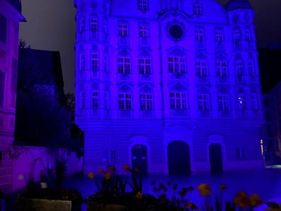 Presse: Beleuchtung für Huntington in Memmingen